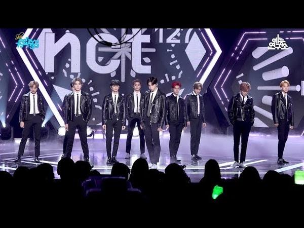 [예능연구소 직캠] 엔시티 127 악몽 @쇼!음악중심_20181013 Come Back NCT 127 in 4K