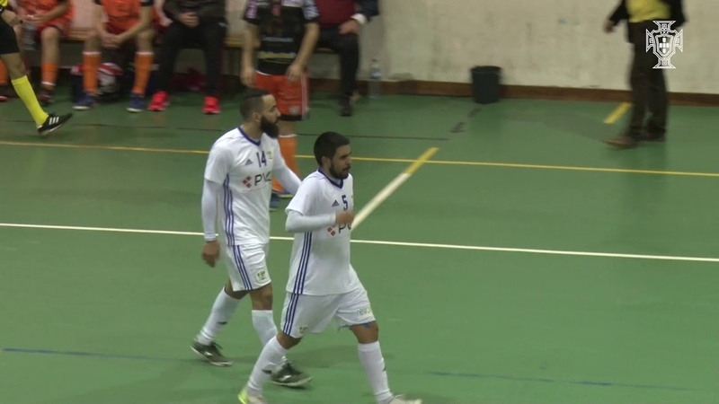 Liga Sport Zone, 19.ª jornada FCU Pinheirense 5-6 CD Burinhosa