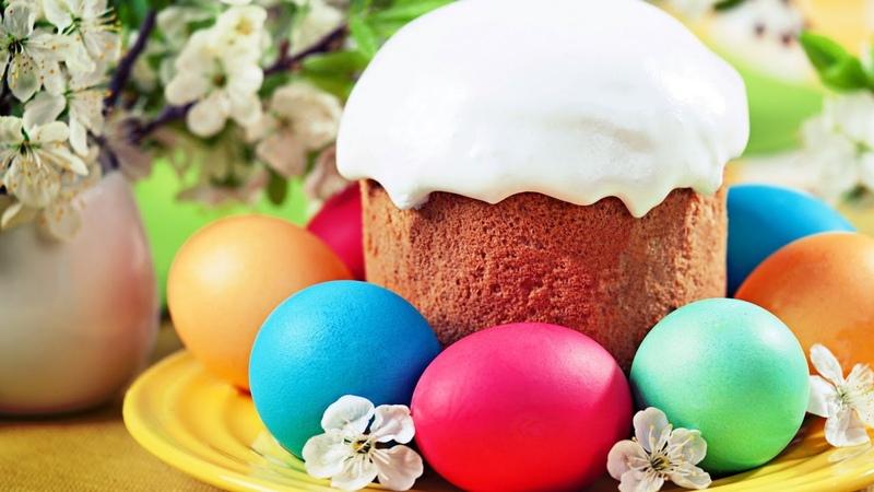 Истоки традиции биться пасхальными яйцами