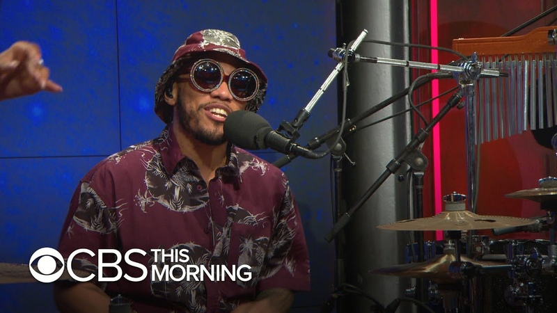 Saturday Sessions Anderson Paak performs Tints