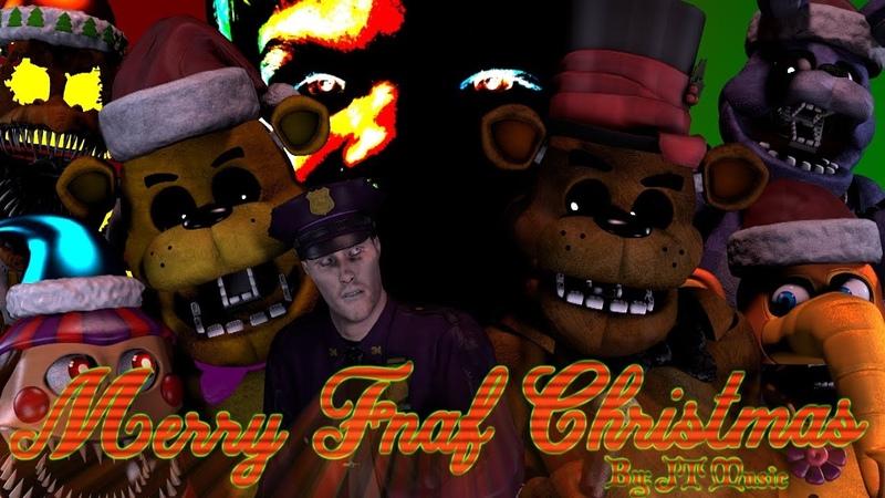 [FNAF\SFM] Merry FNAF Christmas  By JT Music