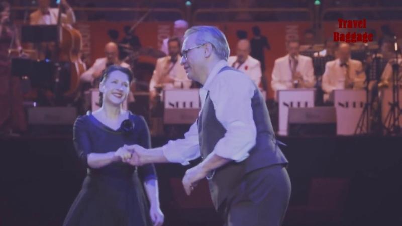 Красиво танцует не только молодежь / Not only young people dance beautifully