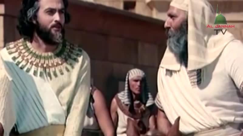 Пророк Юсуф мир ему 34 серия