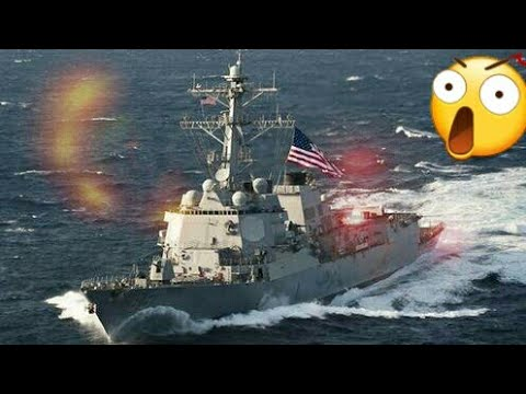 MARINES DOWN IN JΛPΛN: RUSSIA CHASES US DESTROYER