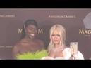 Rita Ora, Aya Nakamura and more at Magnum beach Photocall in Cannes