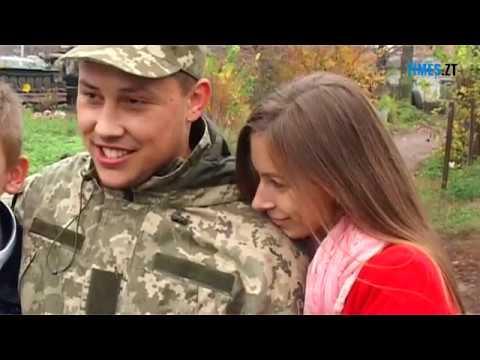 Артилеристи повернулись у Бердичів