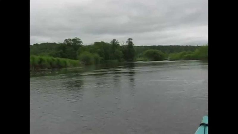 Каяк - одиночный сплав по рекам Сутара, Бира - 2 серия