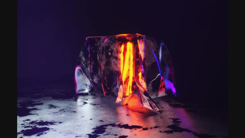 Empty cube