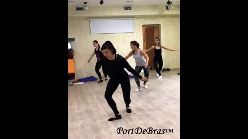 Семинар Port de Bras Basic Пенза 18-19мая 2019