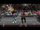 Нью зе Клаб (INW FED) WWE2К17