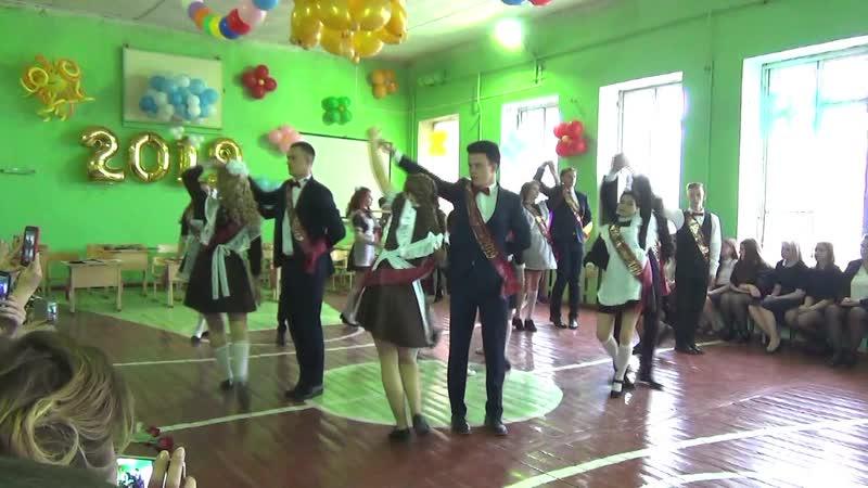 Вальс на последнем звонке, школа № 5 В-Волочек