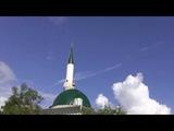 Россия пришла ! Керчь минарет 33 метра.Мечеть Джума-Джами.