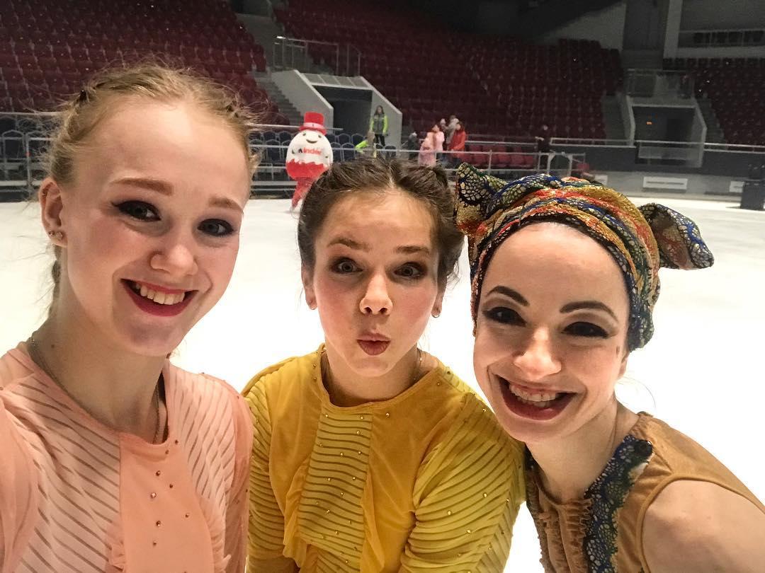Ледовые шоу-5 - Страница 48 GpmucL9Xs5U