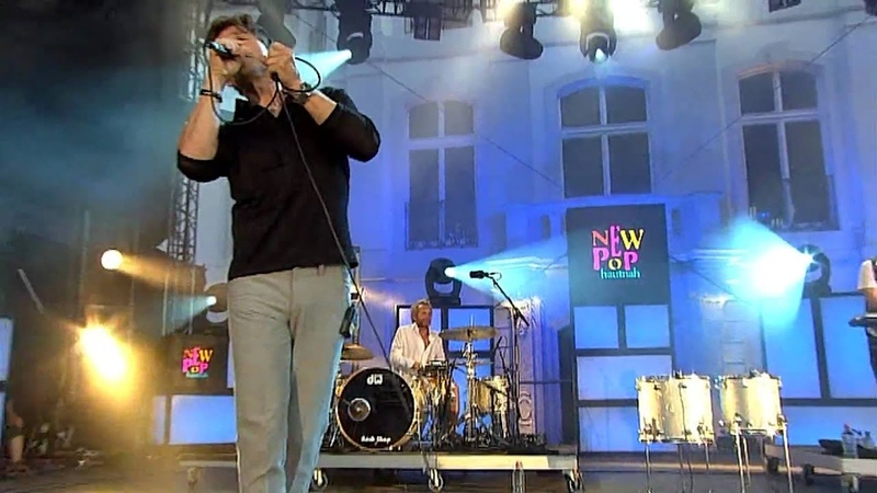 A-ha - Riding The Crest (SWR3 Live)