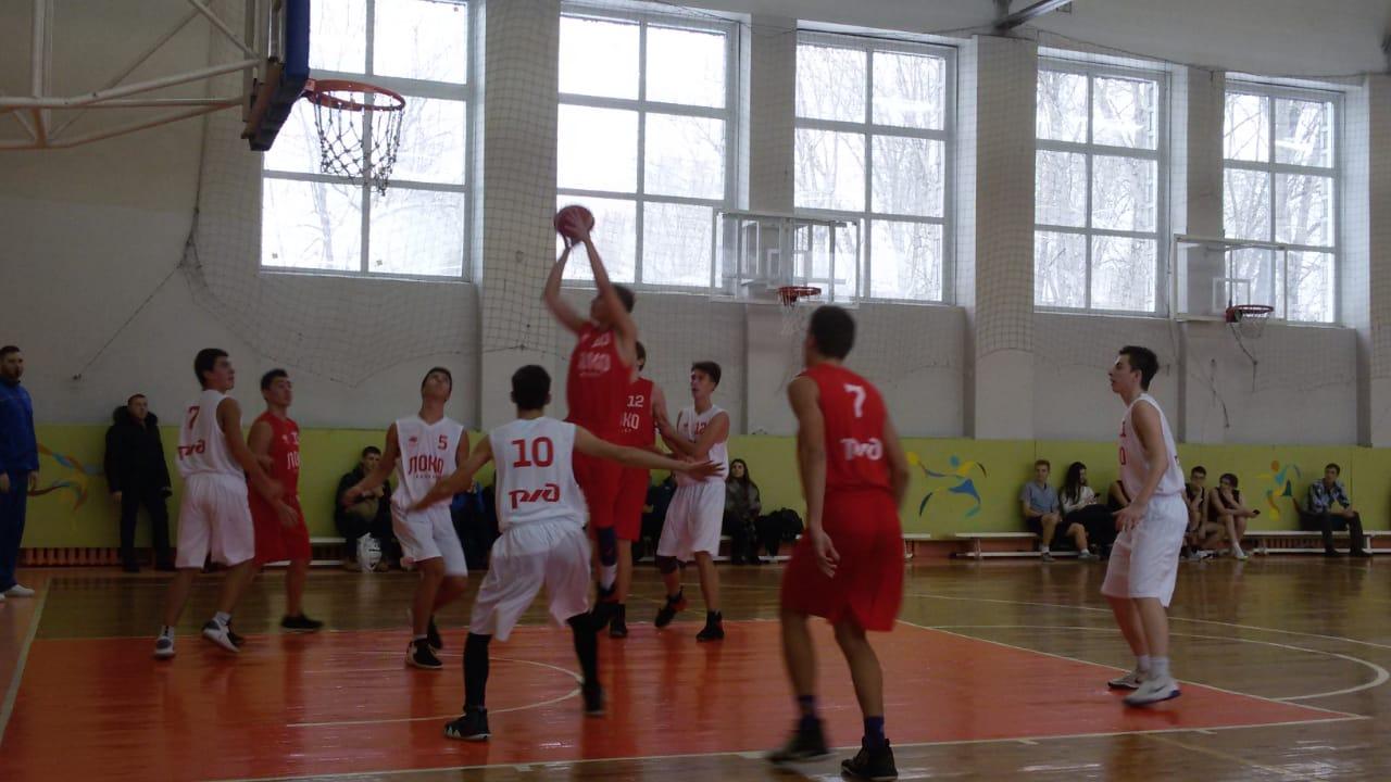 Городской финал турнира по баскетболу «Локобаскет- Школьная лига».