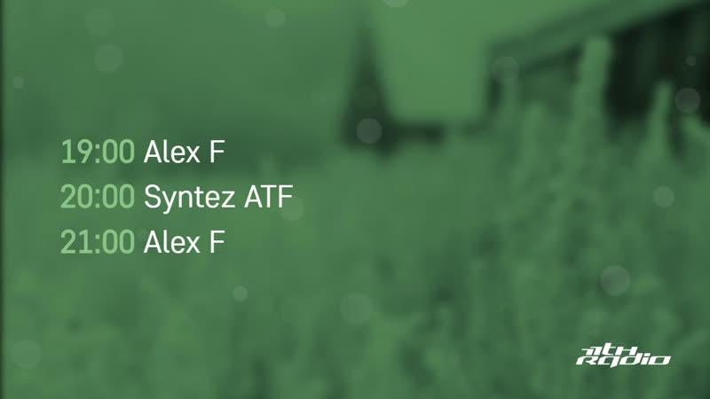 Alex F and Syntez ATF - Live @ Новые Формы (08.01.2019)