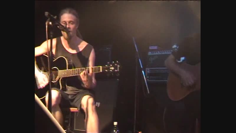 Pain of Salvation — Live at Indian's Saloon