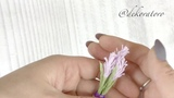Лаванда для куколки мини лаванда для декора dekoratoro DIY