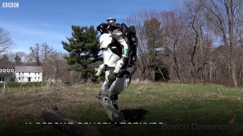 Робот освоил паркур: что еще могут железные люди от Boston Dynamics?