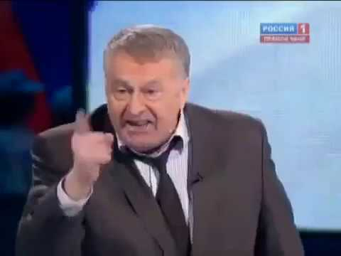 Ай да Жириновский - Откуда ты мог знать об этом в 2012 Пророчество Жириновского...