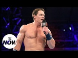 John Cena joins exclusive list outside the ring WWE Now