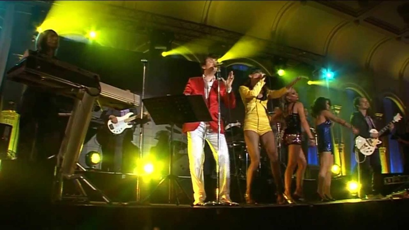 MEDLEY 60 - Calin Geambasu Band (concert privat)