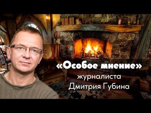 Особое мнение / Дмитрий Губин 24-05-19