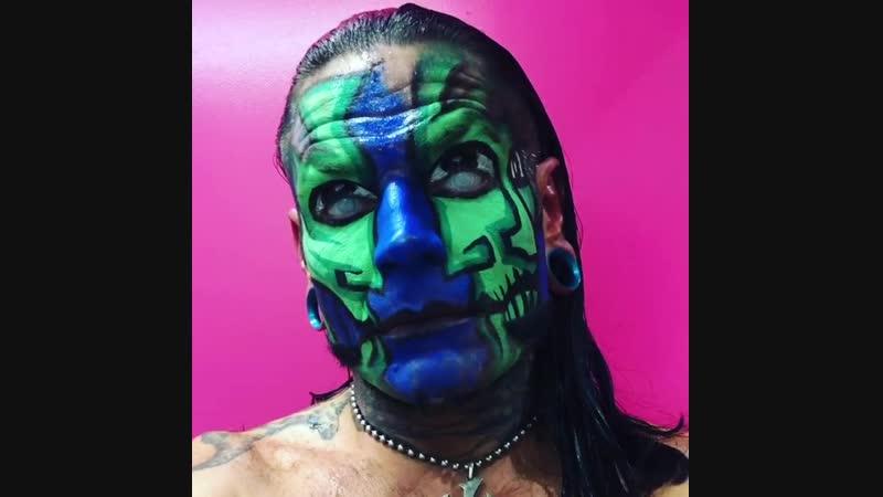Jeff Hardy (12-11-2018)
