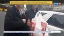 Новости на Россия 24 • Задержанного сотрудника НТВ в Киеве обвинили в преступлении