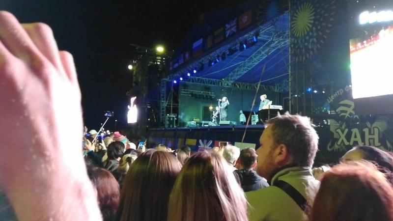 Концерт Бурито в Калининграде