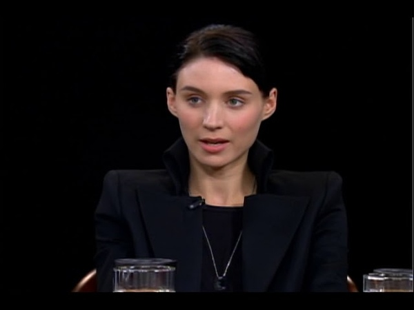 'The Girl with the Dragon Tattoo' Cast on Charlie Rose Dec 15 2011