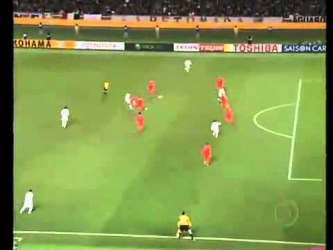 São Paulo FC 1x0 Liverpool FINAL MUNDIAL INTERCLUBES 2005 GOL DE MINEIRO YouTube