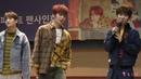 FANCAM 190316 백퍼센트 100% ending Chanyong Focus @ Seoul Myeongdong Daechi 2 Cultural Center 3rd Floor Auditorium