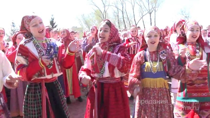 Образцовый фольклорный ансамбль Веретенце