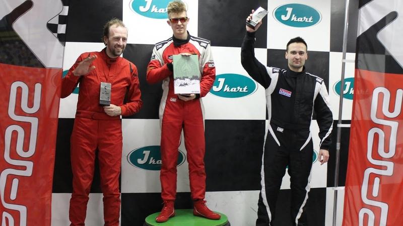09.02.2019 RARR, 7th Stage, Final A. JokerKart. Danilov-Novorussky Onboard