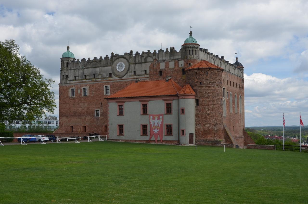 zzJXOEdhrtc Голюбский замок в Польше.