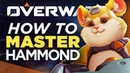 10 Ways To MASTER Hammond's Movement - Overwatch Wrecking Ball Rollouts Guide
