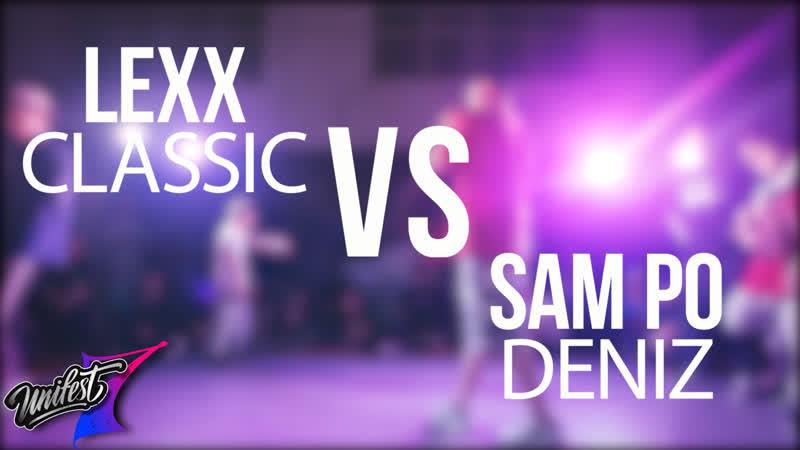 RANDOM 1vs1 PRO KIDS FINAL Lexx Classic vs Sam Po Deniz