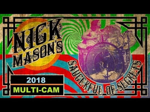 Nick Mason's Saucerful Of Secrets - Live in Denmark (2018)
