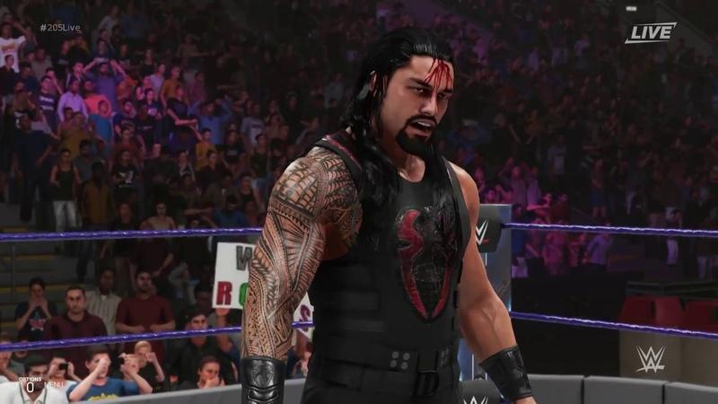 WWE 2K19: Roman Reigns vs Dorado
