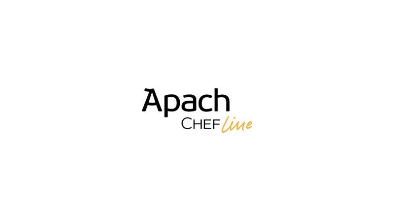 Тепловая линияиндукционная плита Apach Chef Line
