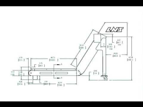 Конвейеры для удаления стружки с фильтрацией LNS серии Turbo MH