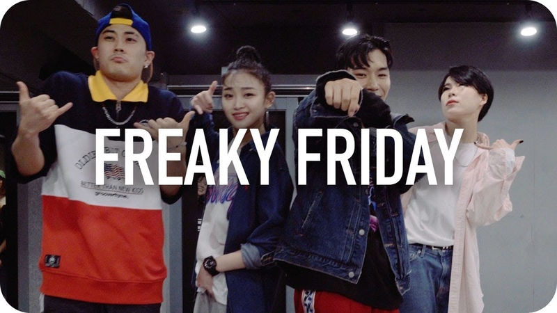 Freaky Friday - Lil Dicky ft. Chris Brown Koosung Jung Choreography