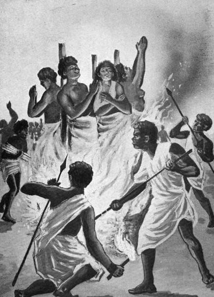 РАНАВАЛУНА I САМАЯ ЖЕСТОКАЯ ПРАВИТЕЛЬНИЦА КОРОЛЕВСТВА МАДАГАСКАР Мир знал немало кровавых тиранов: женщин и мужчин. Опьяненные властью и жестокие, у них была возможность удовлетворить свою жажду