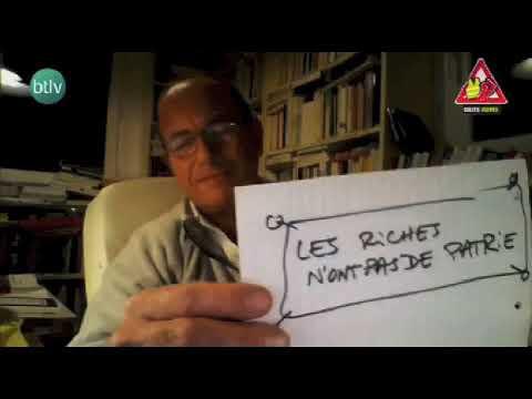 Étienne Chouard se lâche sur lAnti-France en infiltration ZOG (05122018)