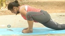 Simple Morning Yoga for Beginners - Yoga Poses for Healthy Abdominal Organs | Fit a Bit TV