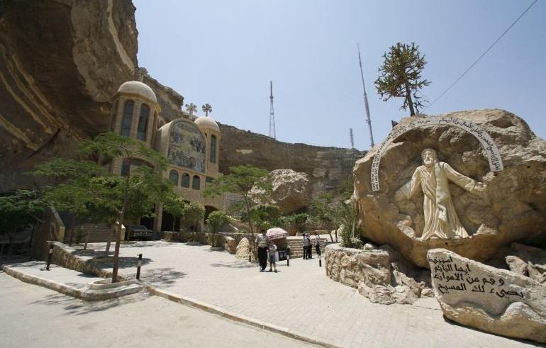 Пещерный монастырь Святого Симеона