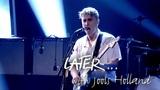 Tyneside musician Sam Fender performs Dead Boys on Later...