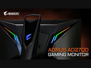 Игровой монитор AORUS AD27QD