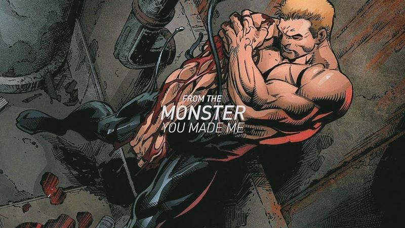 [Symbrock] Venom Symbiote ✖ Eddie Brock ► Monster You Made Me